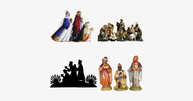 Three Kings Wisemen Christmas Nativity Throw Blanket, transparent png #1854176