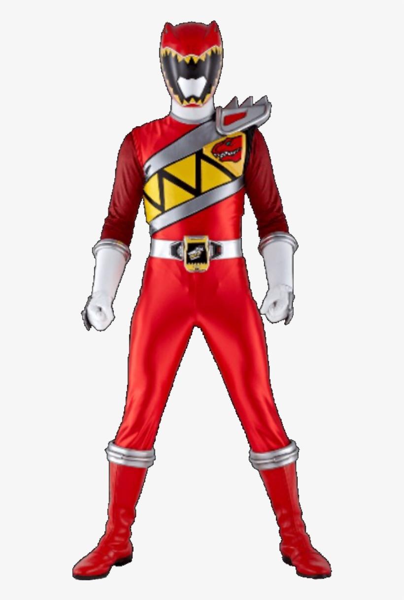 Kyoryu-red - Super Sentai Kyoryuger Red - Free Transparent