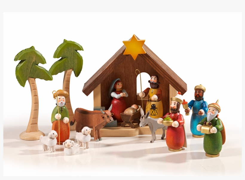 Käthe Wohlfahrt Online Shop Nativity Scene Png Nativity - House, transparent png #1854989