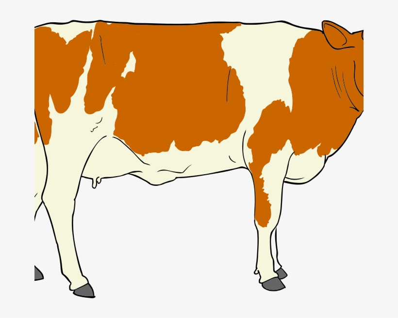 Png Transparent Library Beef Cow Clipart Cow Clipart Free