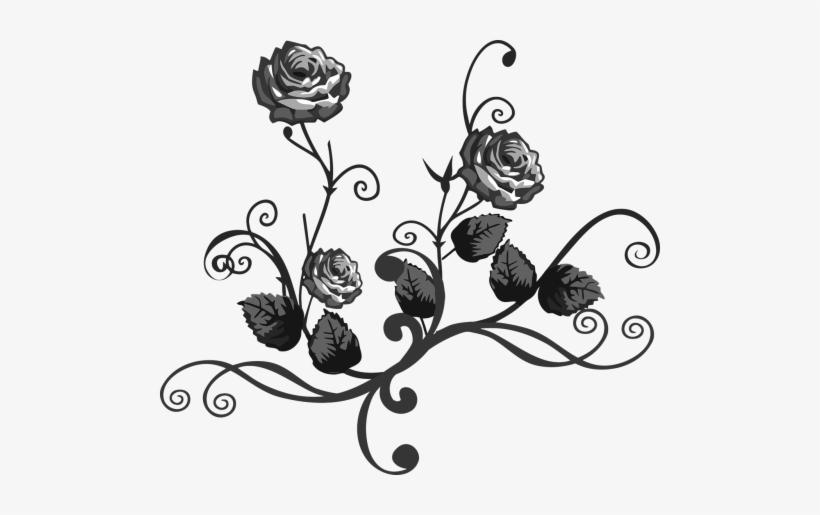 Roses Floral Clip Art, transparent png #1858471