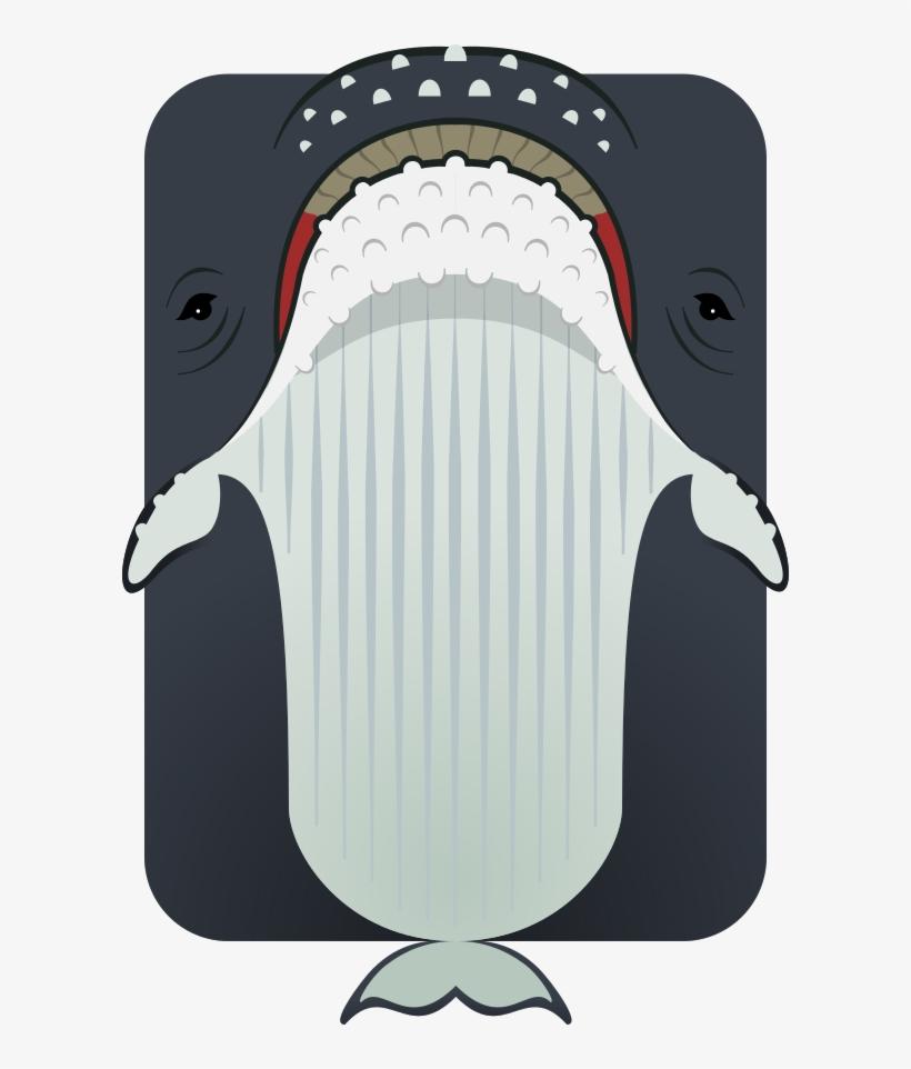 Humpback Whale - Deeeep Io Humpback Whale, transparent png #1859726