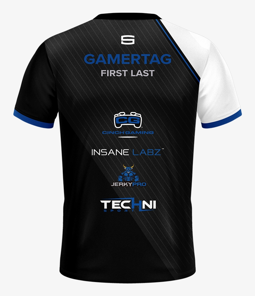 Variance Gaming Pro Jersey - Cinch Gaming, transparent png #1860847