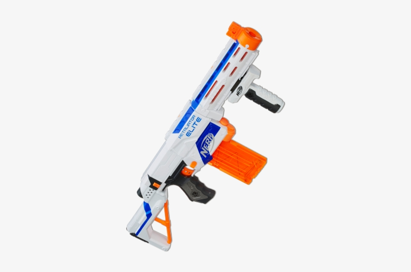 Nerf N Strike Elite Xd Retaliator - Nerf - N-strike Elite Retaliator Blaster - 98696, transparent png #1860865