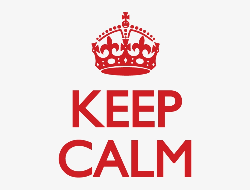 Home > Products > Keep Calm - Keep Calm And Png, transparent png #1861206