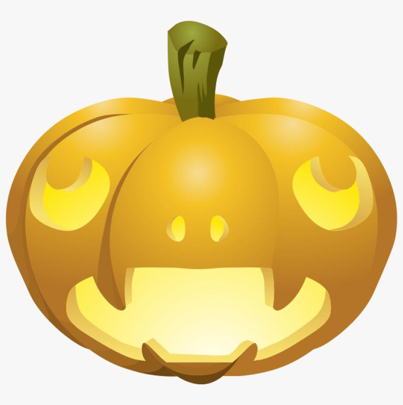 Jack O' Lantern Pumpkin Kabocha Carving Cartoon - 15 Inch Laptop Sleeve Kitty Cat Halloween Jack-o-lantern, transparent png #1861696