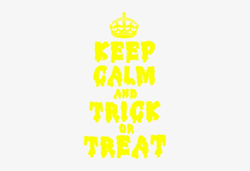 Neon Yellow - Keep Calm And Carry, transparent png #1862124