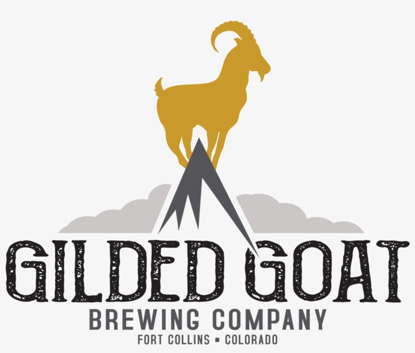 Gilded Goat Brewing Company Logo, transparent png #1863086