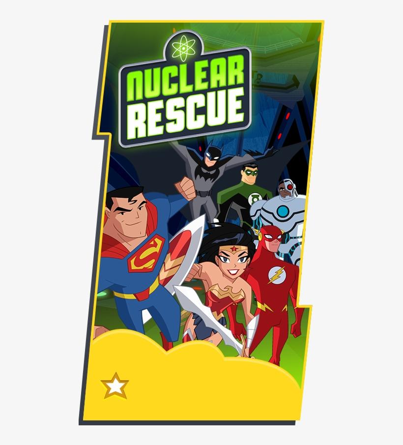 The Official Site For Dc Super Friends - Dc Kids, transparent png #1864674