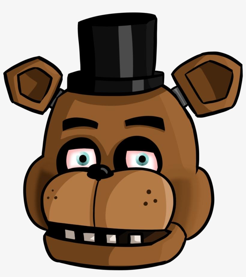 Freddy Fazbear By Adamantium - Freddy Fazbear Head Drawing