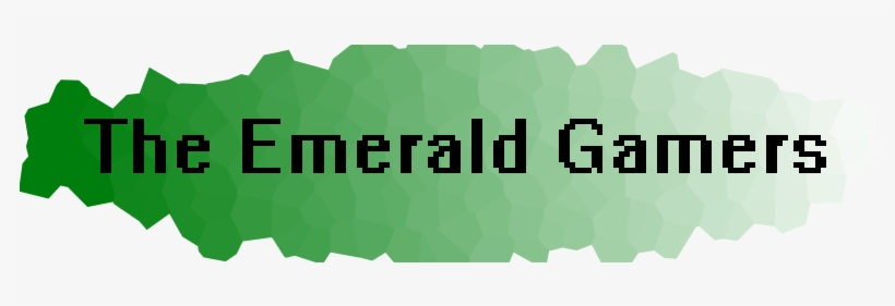 The Emerald Gamers Are A Group Of Gamers That Make - Gamer Girl Rectangle Magnet, transparent png #1865690