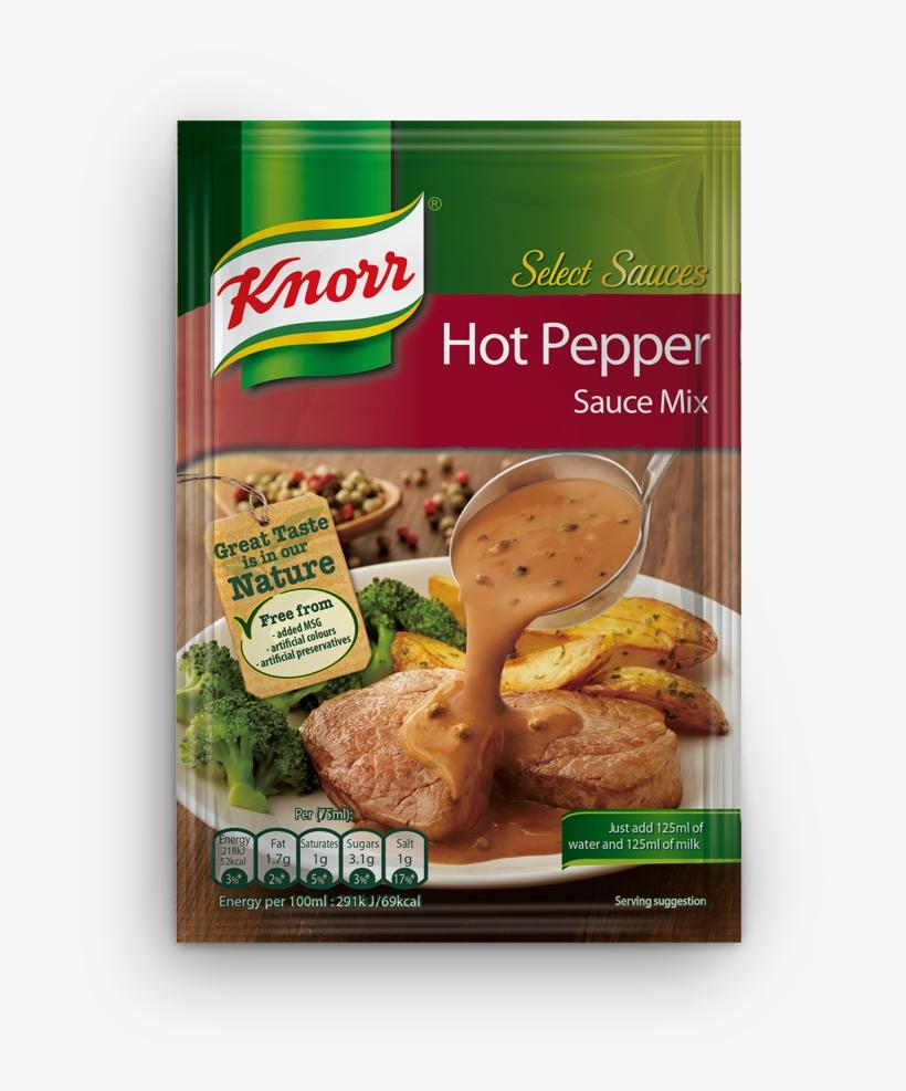 Knorr Hot Pepper Sauce, transparent png #1868667