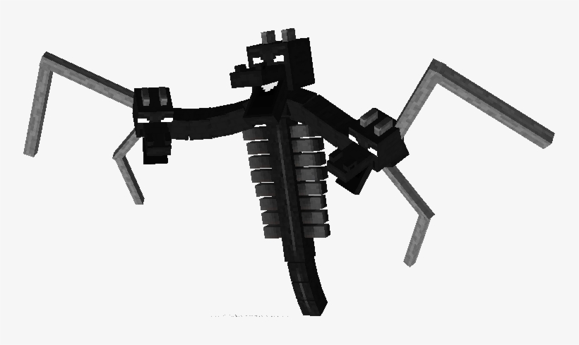 42 Speed Minecraft Ender Dragon Wither Free Transparent