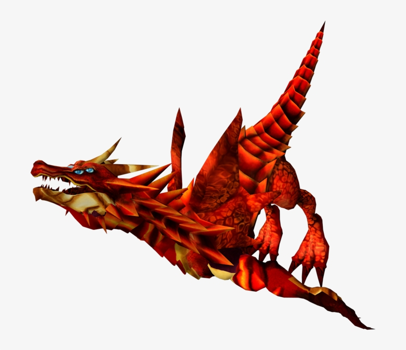 Download Zip Archive - Fire Dragon Naruto Dragon Blade, transparent png #1870033