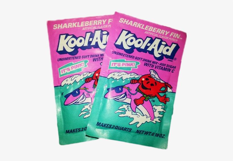 90s Girls Tumblr Kool-aid Tiburon - Kool Aid Sugar-sweetened Soft Drink Mix, Cherry - 4, transparent png #1872680