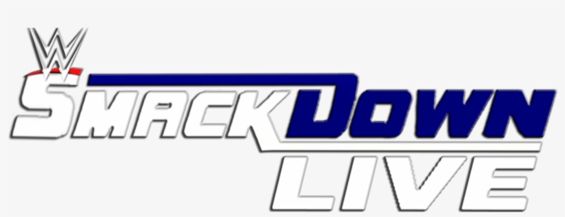 Smackdown Live Logo Png Clipart Black And White Download - Wwe Smackdown Live Logo Png, transparent png #1876103