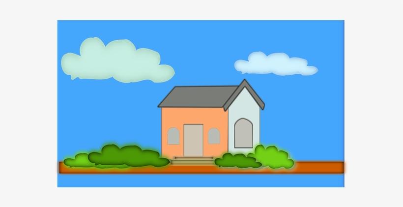House Home Beach Villa Real Estate Vacatio - Clip Art, transparent png #1876175