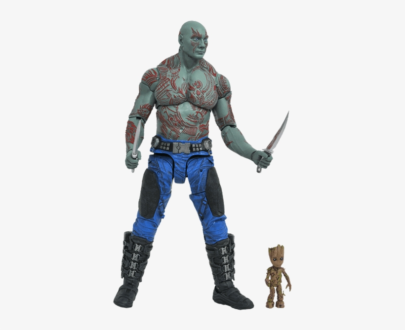 Guardians Of The Galaxy - Marvel Select Guardians Of The Galaxy 2, transparent png #1876438