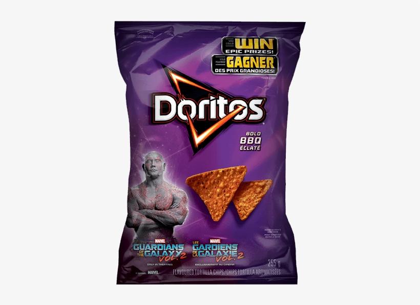 Drax - Doritos Corn Chips, transparent png #1876536