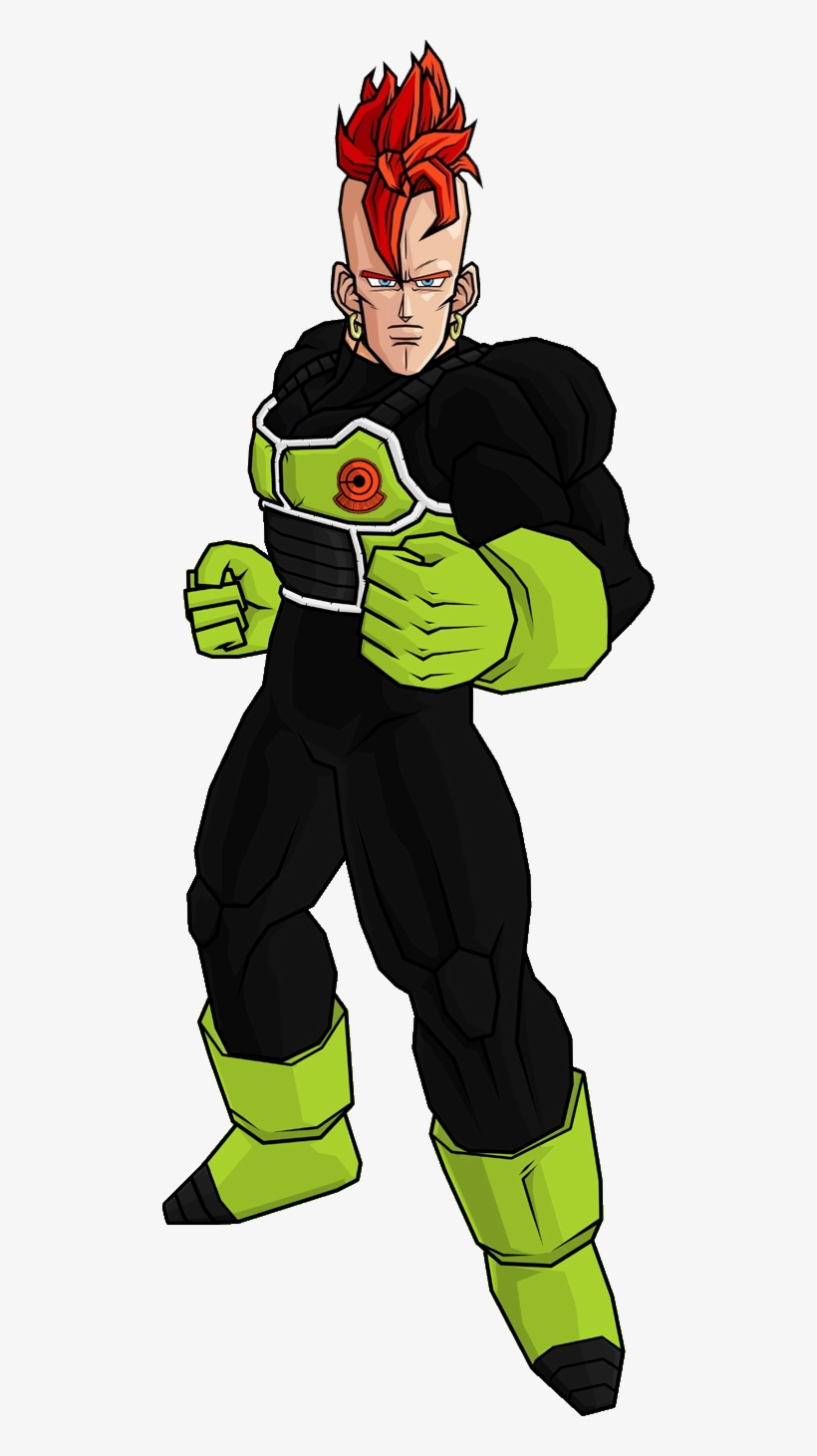 Android 17 Dragon Ball Wiki Fandom Powered By Wikia - Dragon Ball Super Android 16, transparent png #1877753