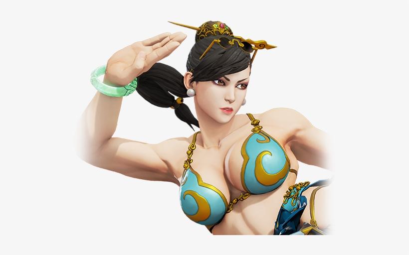 Favorite Sfv Costumes - Chun Li Street Fighter 5 Png, transparent png #1879267