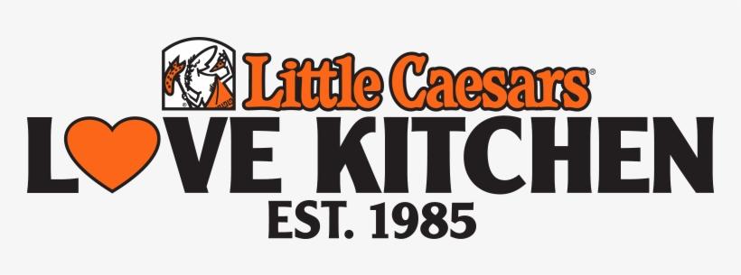 Lovekitchen Logo The Little Caesars - Little Caesars Pizza, transparent png #1880165