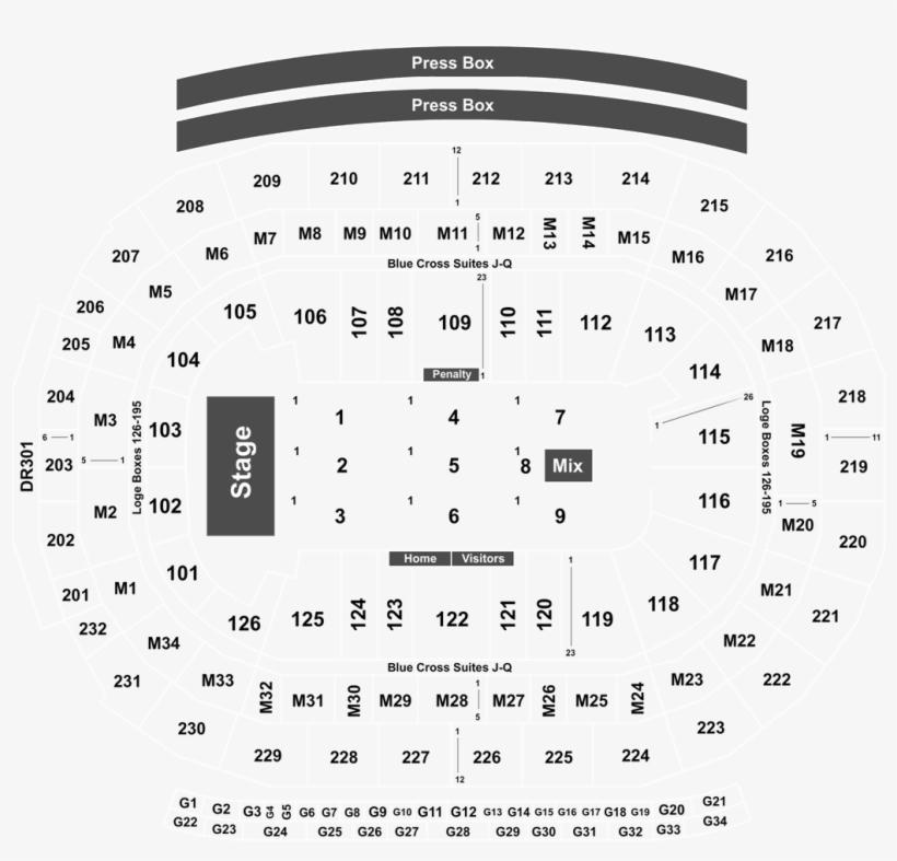 Little Caesars Arena Panic At The Disco, transparent png #1880677