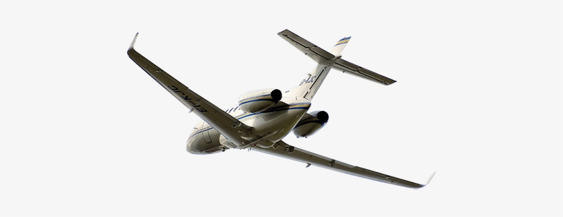 This Twin Engine Corporate Plane Has Been Captured - Raytheon Hawker 850xp Private Jets Hd, transparent png #1881684
