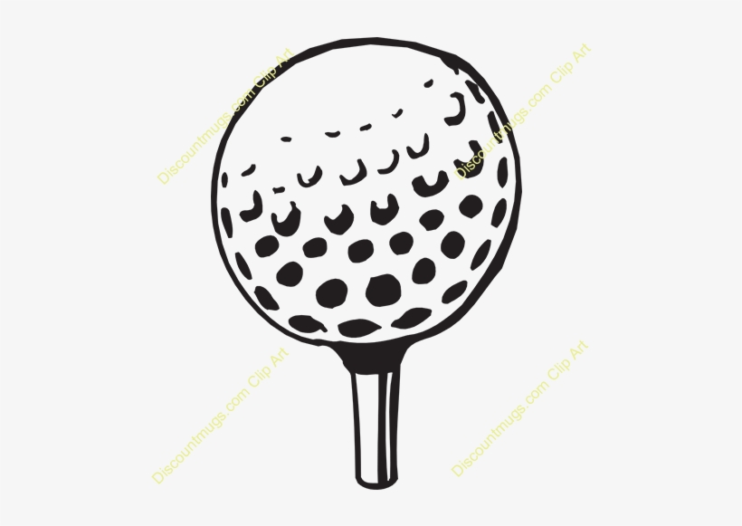 Golf Ball On Tee Clip Art Clipart Panda Free Clipart Tee Free Transparent Png Download Pngkey
