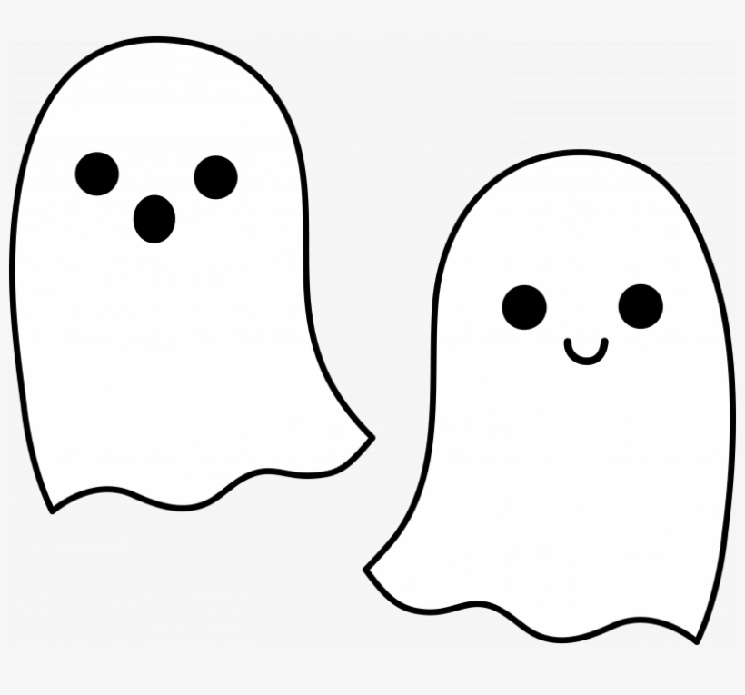 Emoji Halloween Ghost Clipart - Ghost Clipart - Free ...