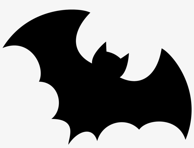 Bat Icon Free Download Png And Vector - Halloween Bats, transparent png #1885231