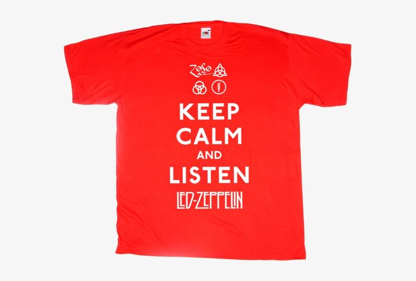 Keep Calm And Listen Led Zeppelin - Keep Calm And Alan Walker, transparent png #1887051