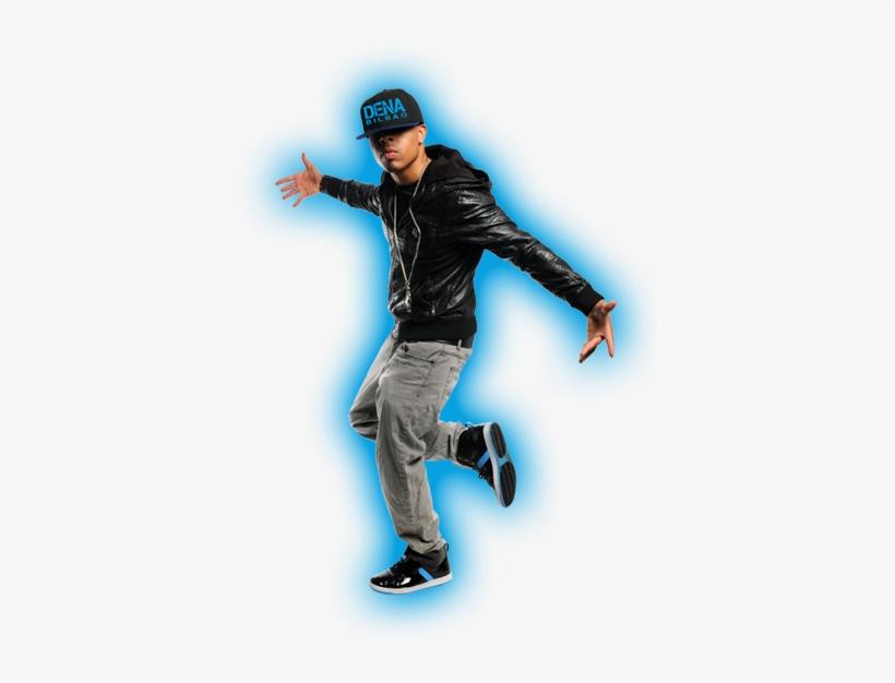 Hip Hop Dancer Pose Png Download - Como Se Baila El Hip Hop, transparent png #1888877