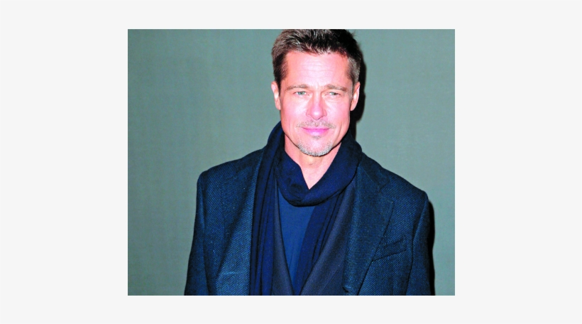 Pitt Está En Terapia Tras Su Separación De Jolie - Brad Pitt, transparent png #1888949