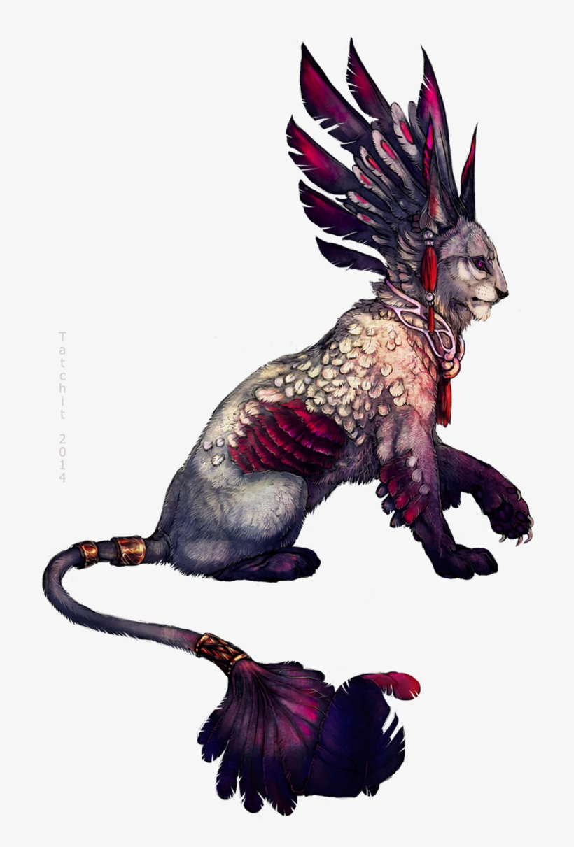 Because Feonixes Aren't That Unique Looking Anymore - Mythical Creatures Design, transparent png #1893602