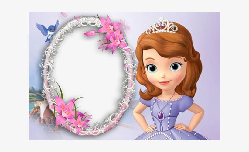 Cuadro de foto sofia la primera sofia party princesa - Foto princesa sofia ...