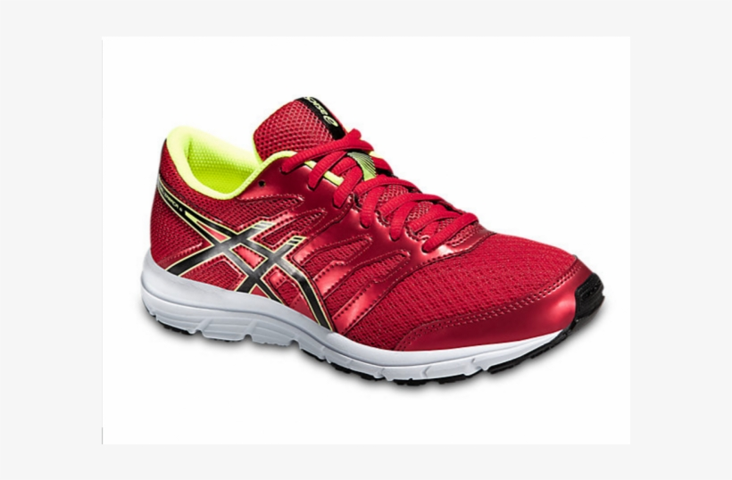Asics Gel-zaraca 4 Ps Kids Running Shoes - Asics Gel Zaraca 4 Gs Junior Eu 39 1/2, transparent png #1897631
