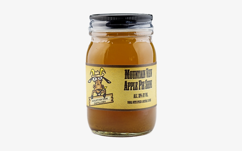 Pocono Moonshine - Apple Pie Moonshine Png, transparent png #1898096