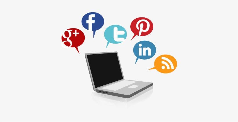 Fresh Png Background Transparent Online Education World - Online Marketing Images Png, transparent png #1899315