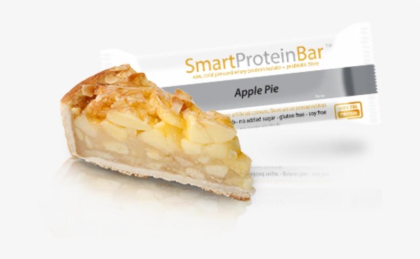 Apple Pie Smart Protein Bar - Smart Protein Bar - Apple Pie, transparent png #1899358