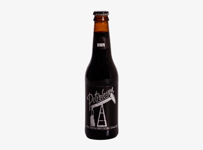 Petroleum Bottle - North Coast Old Rasputin Russian Imperial Stout Ale, transparent png #190784