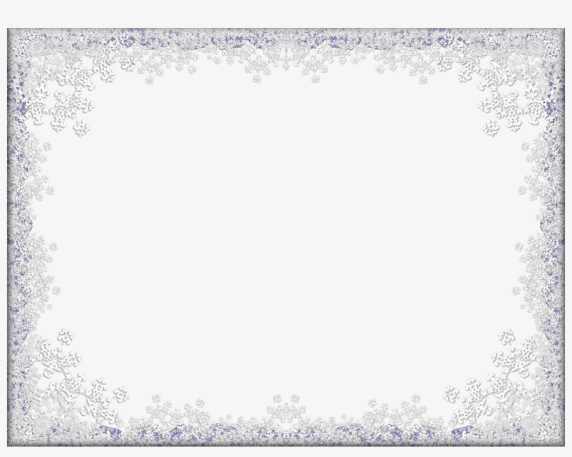 White Lace Frame Png - Paper Product, transparent png #191094