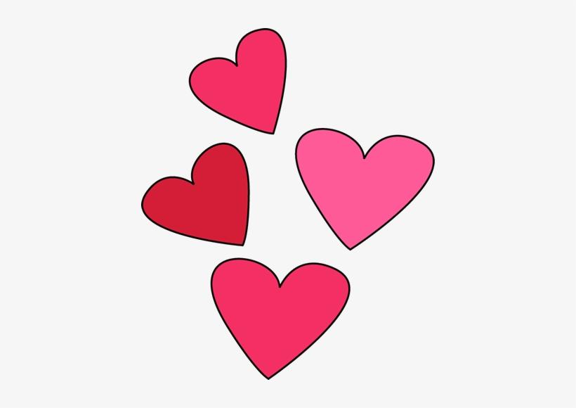 Valentines Day Hearts Clip Art Valentine Week 6 - Valentines Day Hearts  Clipart - Free Transparent PNG Download - PNGkey