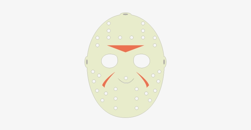 Hd Wallpapers Jason Mask Template - Mask Halloween Horror Costumes Free Hugs Gift Shirts, transparent png #192354