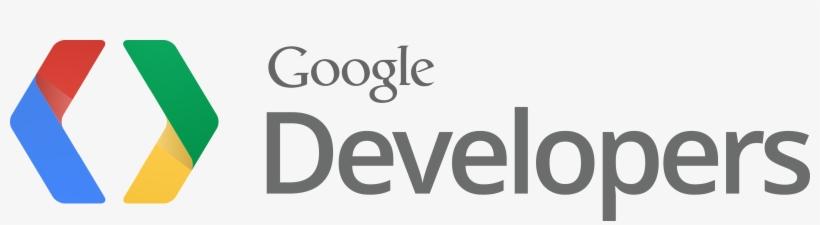Google Logo Developers - Google Developers Logo Png, transparent png #193013