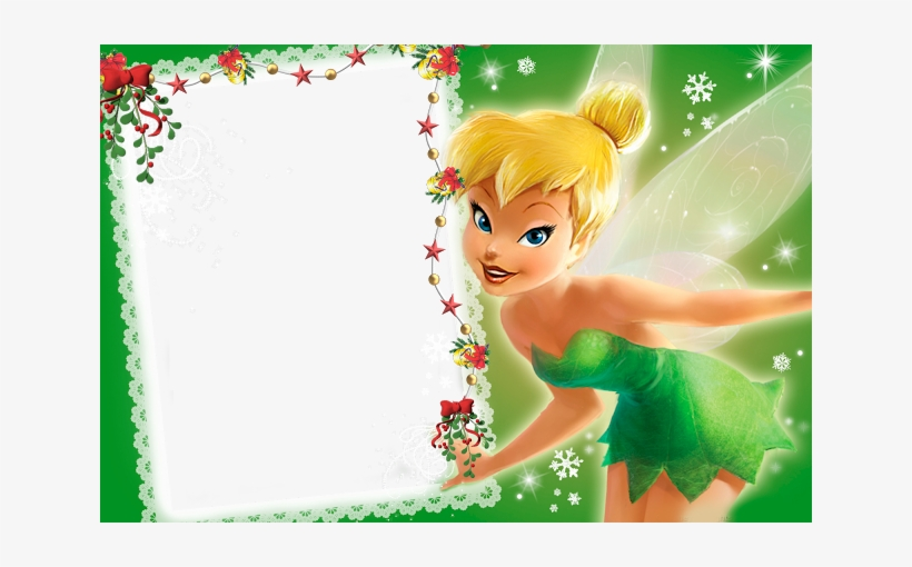 Free Icons Png - Disney Tinker Bell Thank-you Notes, transparent png #193724