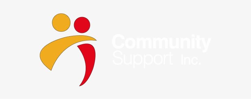 Community Support Inc Logo - Community Support Inc., transparent png #194228