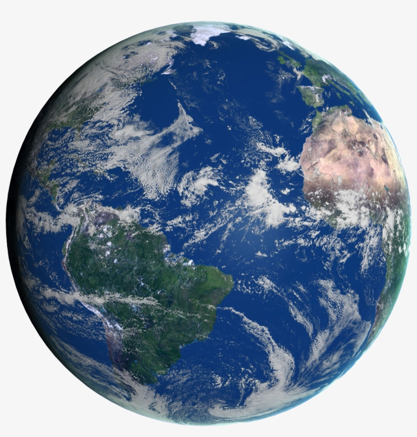 World Png Clipart - High Res Earth Png, transparent png #195780