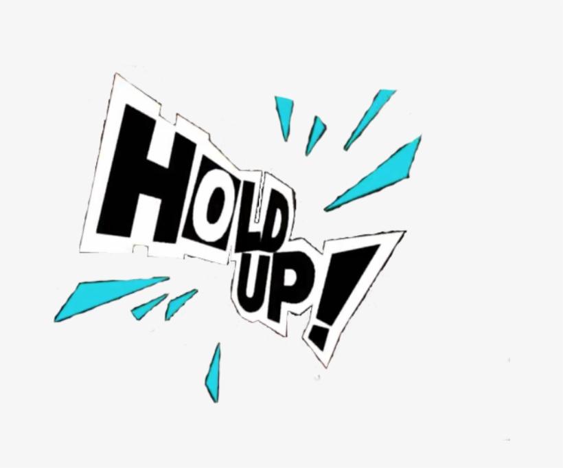 Persona 5 Shin Megami Tensei - Hold Up Persona 5, transparent png #196102