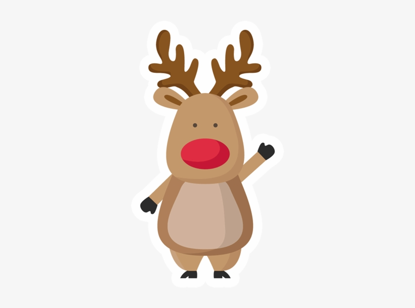 Reindeer Coloring Pages Picture Rudolph the Red Nosed Reindeer ... | 609x820